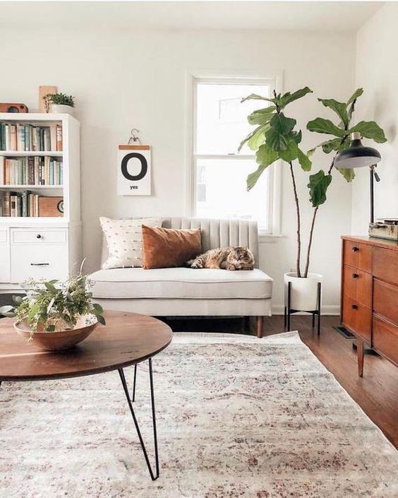 Simple Living Room Ideas 18