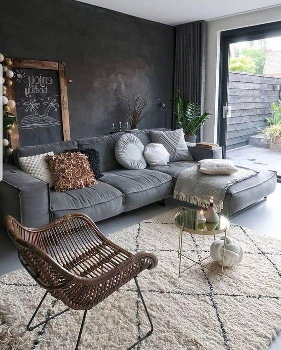 Simple Living Room Ideas 19