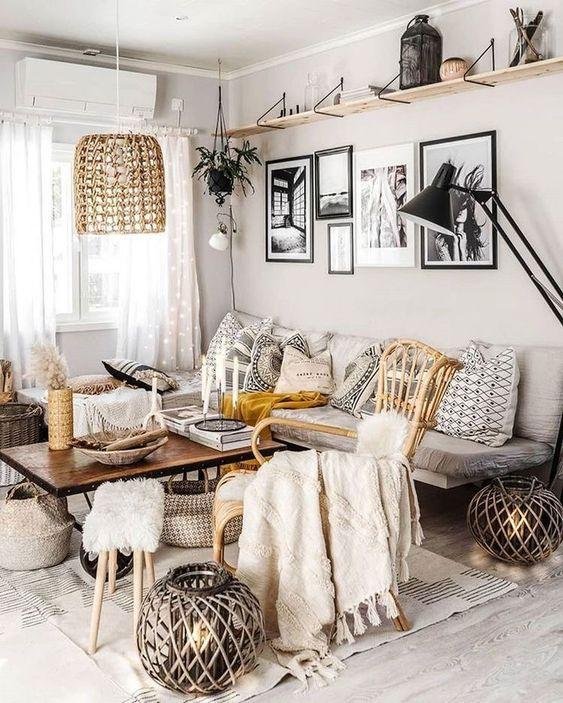 Simple Living Room Ideas 20