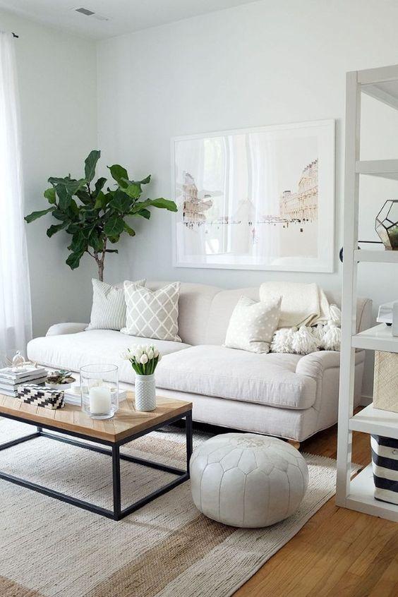 Simple Living Room Ideas 21