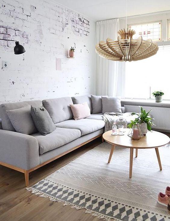 Simple Living Room Ideas: Stylish Rustic Decor