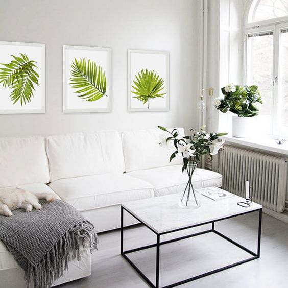 Simple Living Room Ideas: Cozy Harmonious Decor