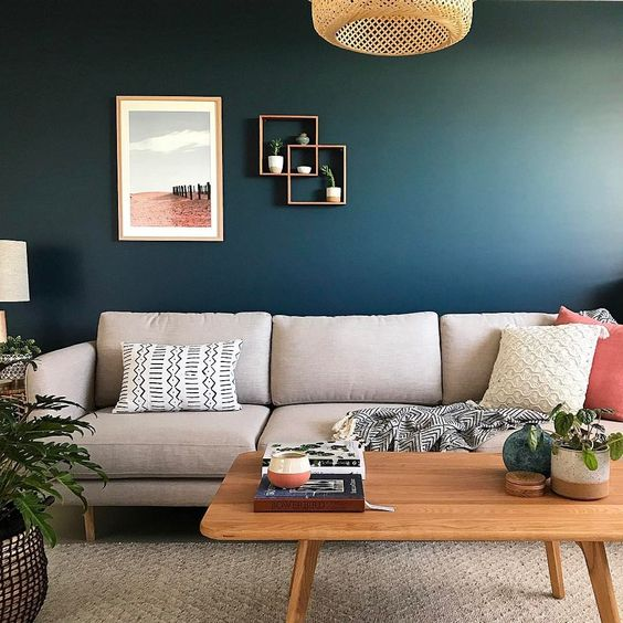 blue living room ideas 11