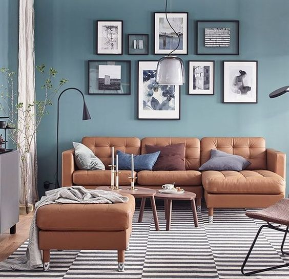 Blue Living Room Ideas: Stylish Cozy Decor