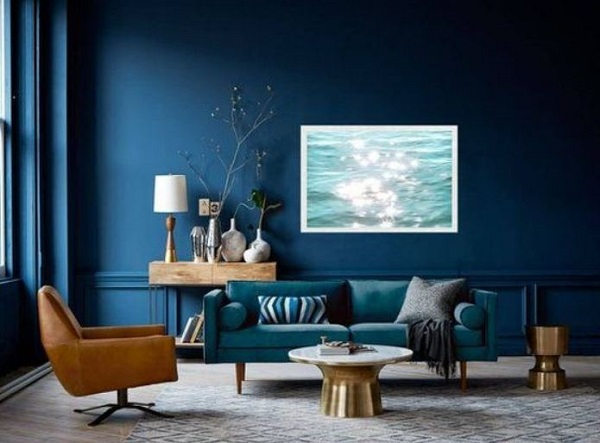 blue living room ideas feature