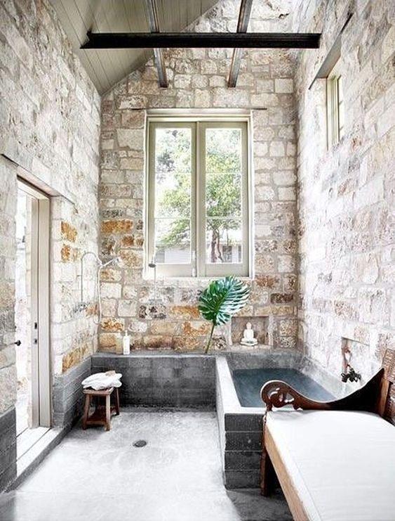 rustic bathroom ideas 16