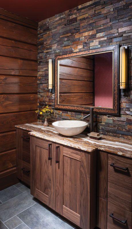 rustic bathroom ideas 22