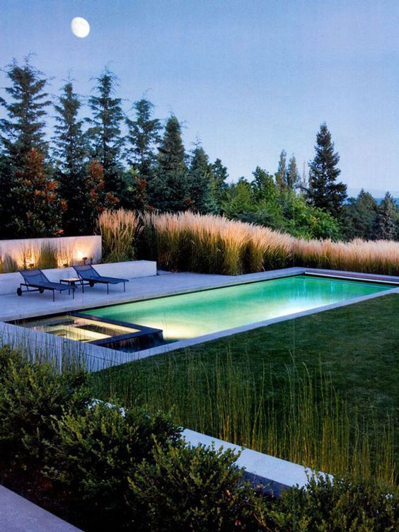 swimming pool landscaping ideas 12