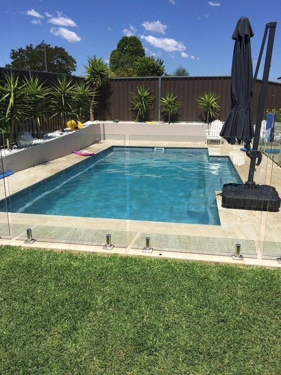 swimming pool landscaping ideas 14