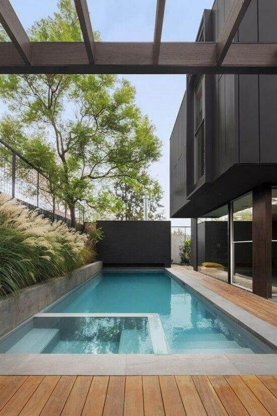 swimming pool landscaping ideas 15