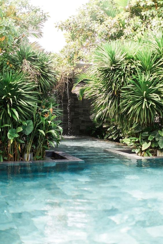 swimming pool landscaping ideas 19