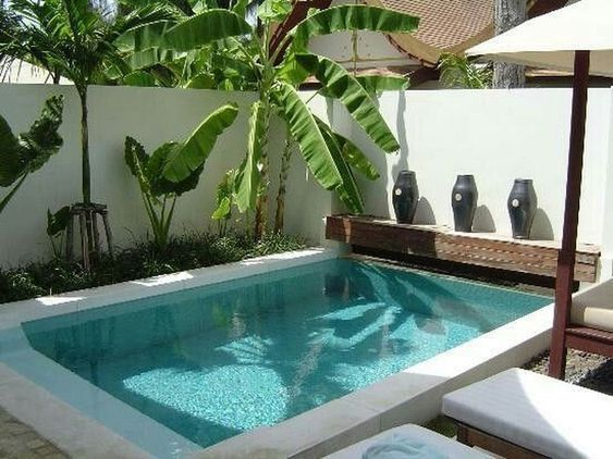 swimming pool landscaping ideas 21