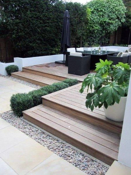 Backyard Deck Ideas 12
