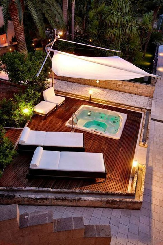 Backyard Deck Ideas 15
