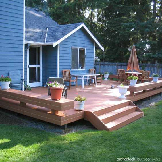 Backyard Deck Ideas 18