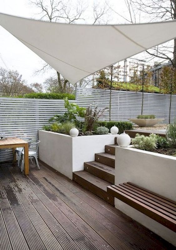 Backyard Deck Ideas 20