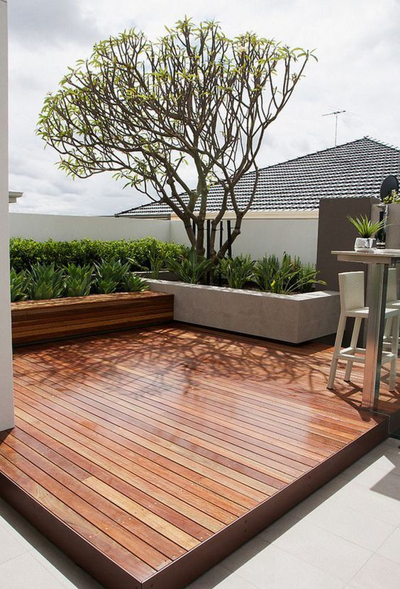 Backyard Deck Ideas 23