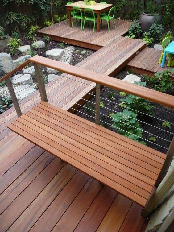 Backyard Deck Ideas 27