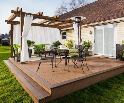 Backyard Deck Ideas 28