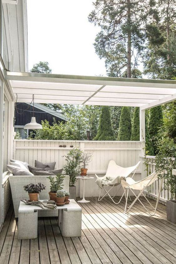 Backyard Deck Ideas 6