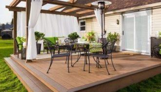 Backyard Deck Ideas feature