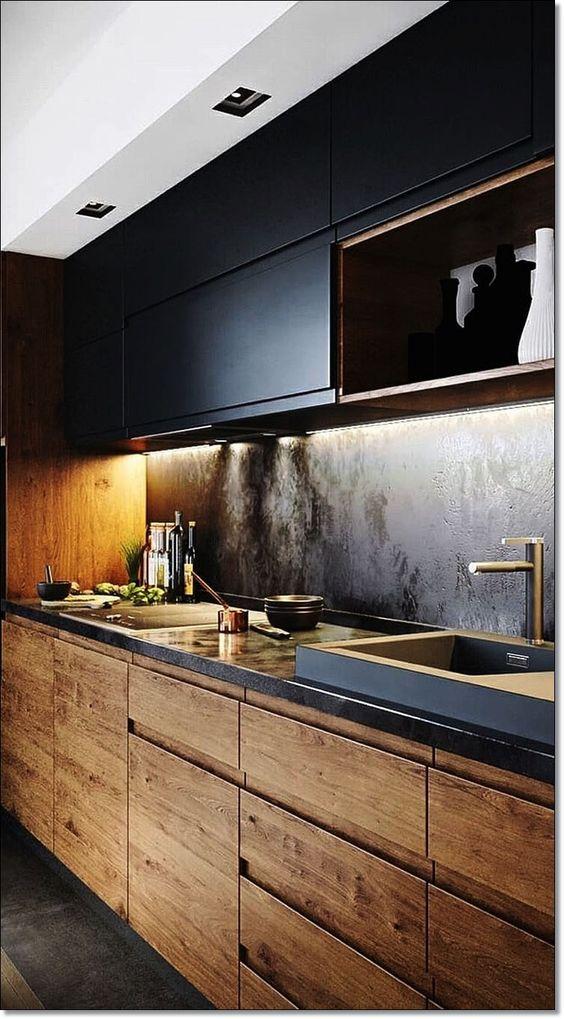 Black Kitchen Ideas 18