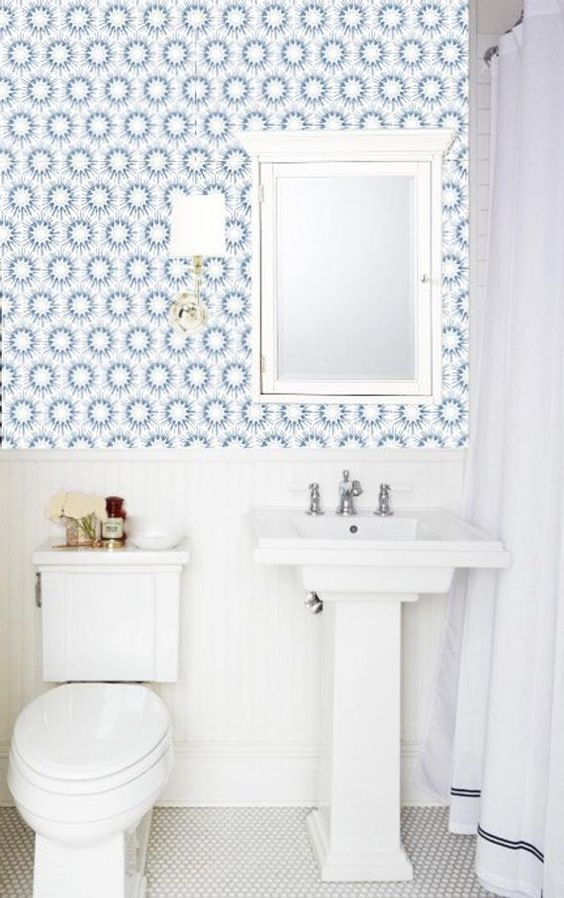 Blue Bathroom Ideas 16