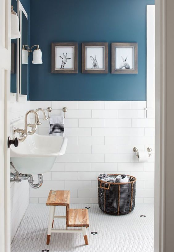 Blue Bathroom Ideas 20
