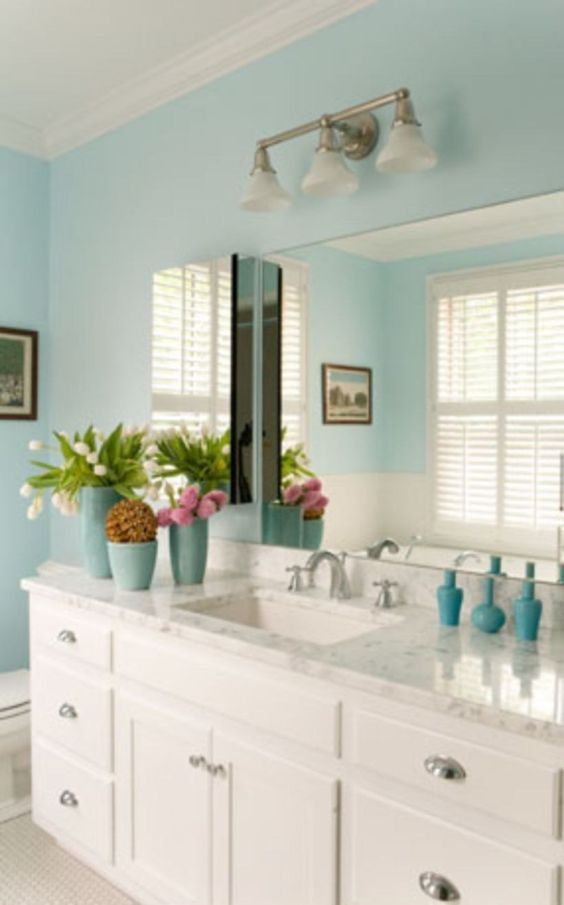 Blue Bathroom Ideas: Simply Gorgeous Decor