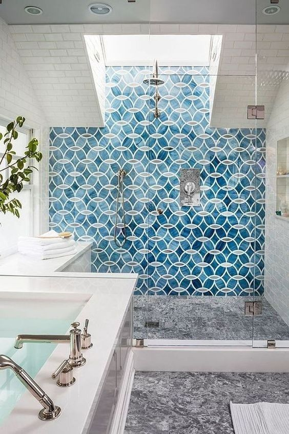 Blue Bathroom Ideas 9