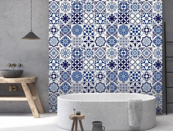 Blue Bathroom Ideas feature