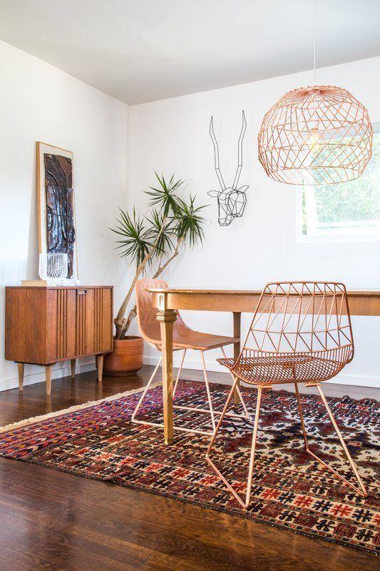 Bohemian Dining Room Ideas 10