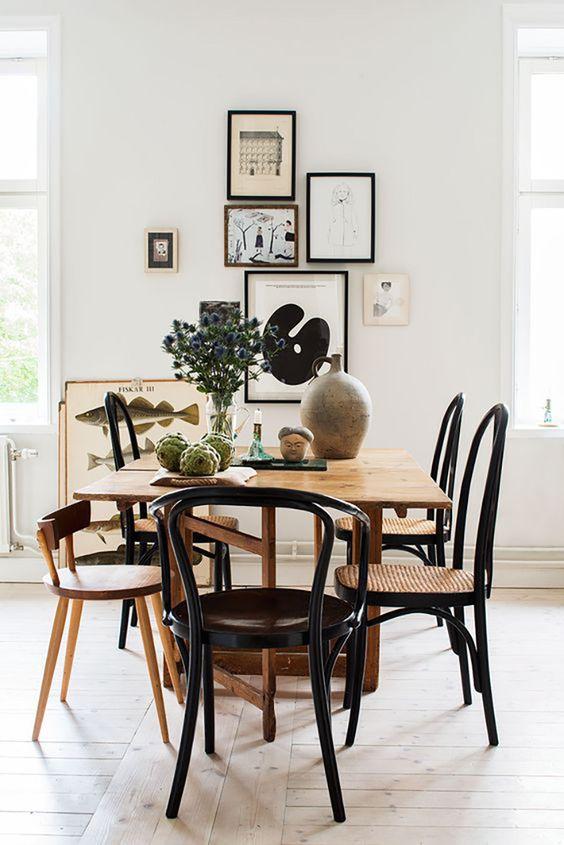 Bohemian Dining Room Ideas 11