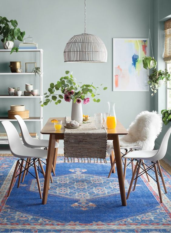 Bohemian Dining Room Ideas 14