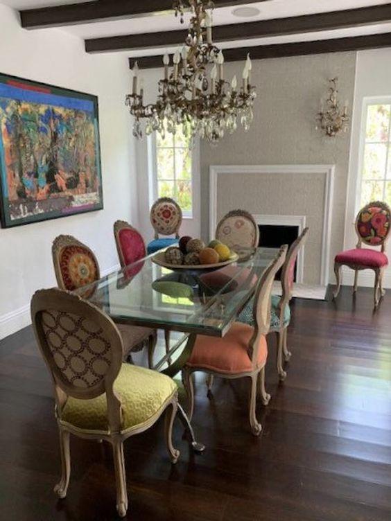 Bohemian Dining Room Ideas 18