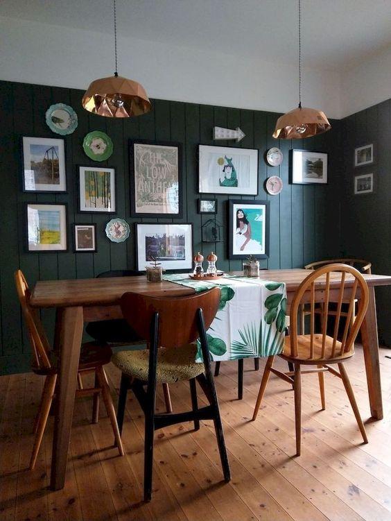 Bohemian Dining Room Ideas 20