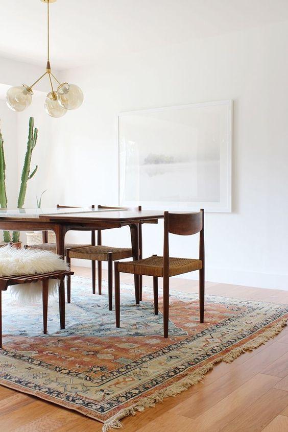 Bohemian Dining Room Ideas 21