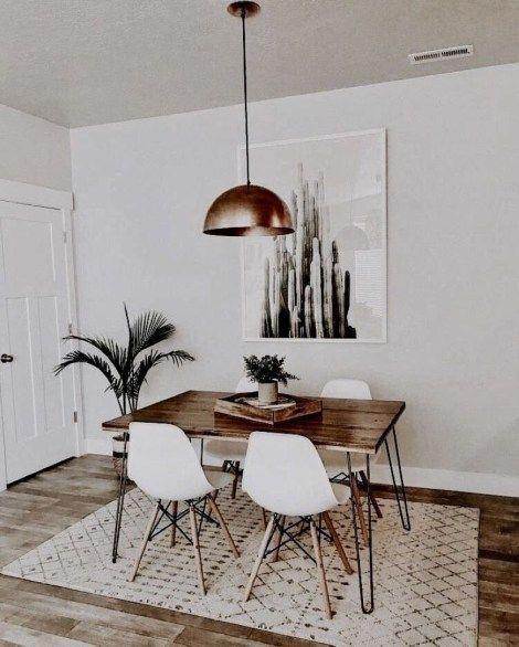 Bohemian Dining Room Ideas 23