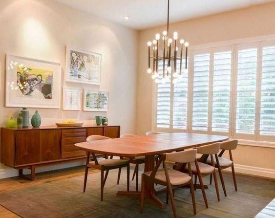 Bohemian Dining Room Ideas 24
