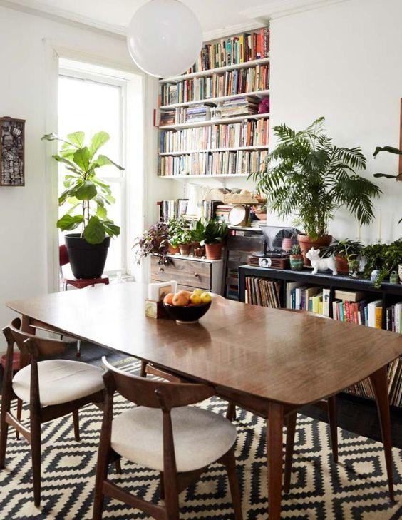 Bohemian Dining Room Ideas: Elegant Earthy Decor