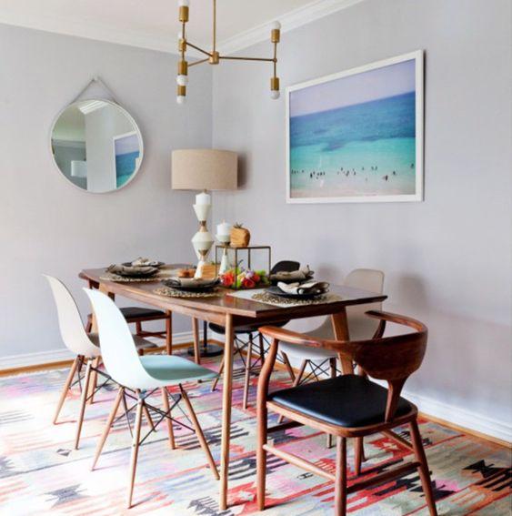 Bohemian Dining Room Ideas: Catchy Neutral Decor