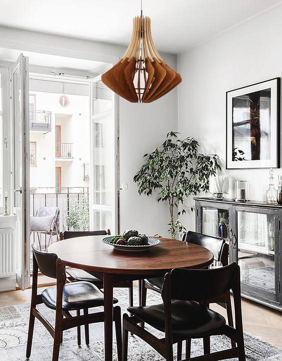 Bohemian Dining Room Ideas 9