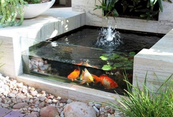 DIY Backyard Pond Ideas feature