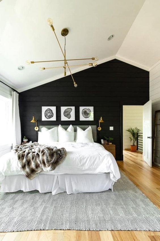 Master Bedroom Ideas: Elegant Coastal Decor