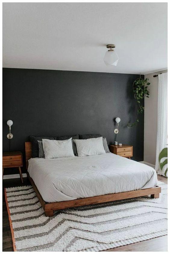 Master Bedroom Ideas: Modern Minimalist Decor