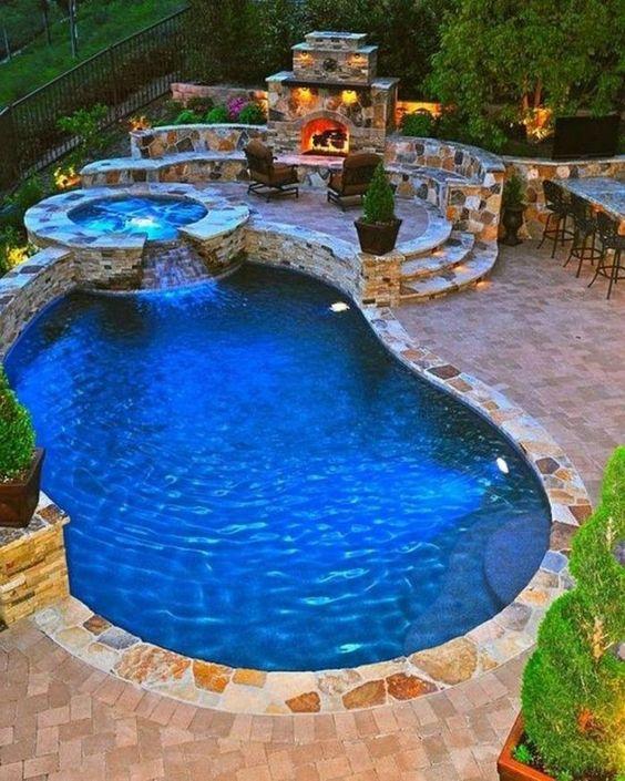 Backyard Pool Ideas 11