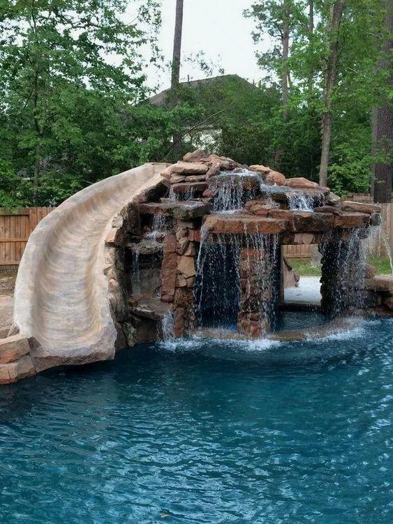 Backyard Pool Ideas 12