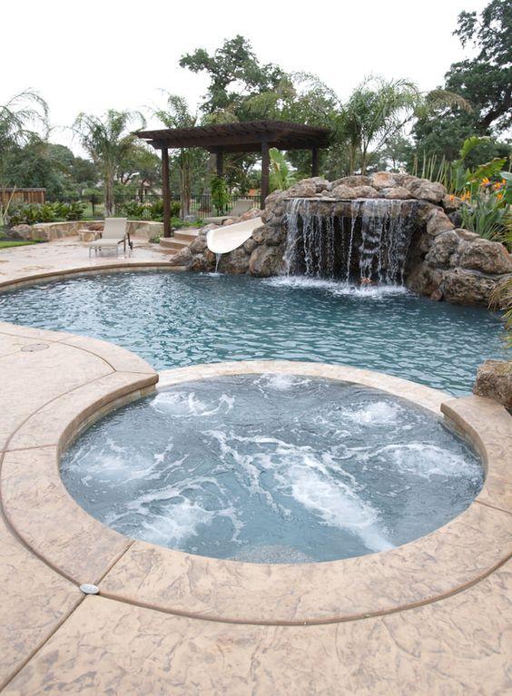 Backyard Pool Ideas 8
