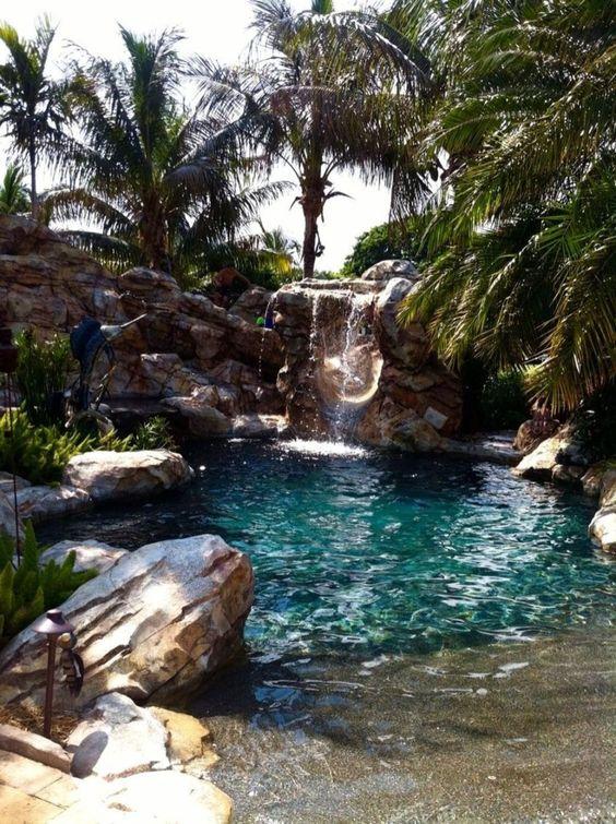 Backyard Pool Ideas 9