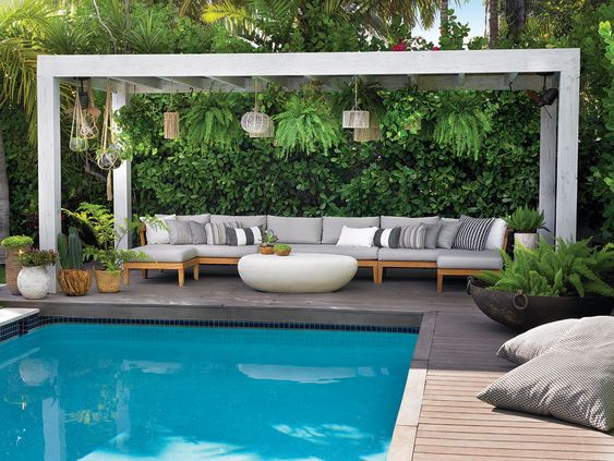 Backyard Pool Ideas 20 Inspirations To Improve Your Outdoor Space Famedecor Com